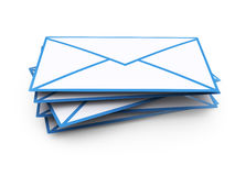 Mails royalty free illustration