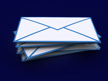Mails Royalty Free Stock Image