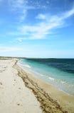 Maimoni beach. Summer in the beautiful Sardinian beach Royalty Free Stock Photography