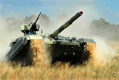 Main battle tank Stock Photography