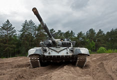 Main battle tank Royalty Free Stock Photo