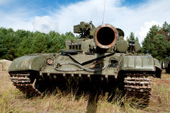 Main battle tank Royalty Free Stock Photography