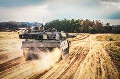 Main battle tank Royalty Free Stock Photos