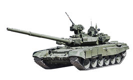 Main Battle Tank Russia isolated Stock Images