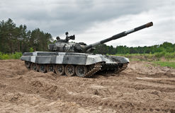 Main battle tank Royalty Free Stock Image