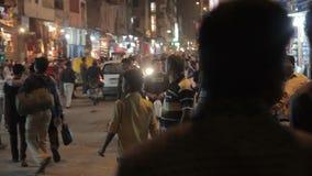 Main Bazar Traffic stock video