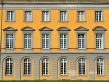 Main Building of Bonn University Royalty Free Stock Photos