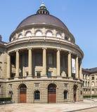 Main building of the ETH Zurich. Zurich, Switzerland - 3 June, 2015: central part of the main building of the Swiss Federal Institute of Technology in Zurich Stock Photos