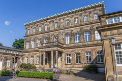 Main building of the music school in Detmold. Germany Stock Photos