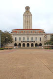 Main Building on the University of Texas at Austin campus vertic Royalty Free Stock Photography