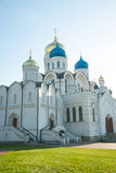 The main cathedral of St. Nicholas Monastery in Mo Stock Images