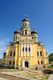 Main church of the Hancu Monastery, Republic Stock Images