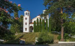 "The main church in Klisurski Monastery ""St. St. Kiril and Metodii"". Klisurski Monastery is located in northwestern Bulgaria near the town of Berkovitsa. It Stock Photo"