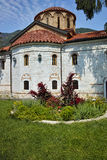 Main church in Medieval Bachkovo Monastery Stock Photo