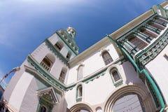 The main church of the Resurrection New Jerusalem Monastery Royalty Free Stock Photography
