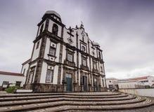 Main Church in Santa Cruz das Flores