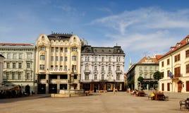 Main City Square Royalty Free Stock Photos