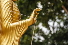 Main de Bouddha Photos stock