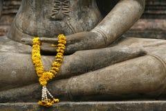 Main de Bouddha Image stock
