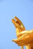 Main de Guan Yin Images libres de droits