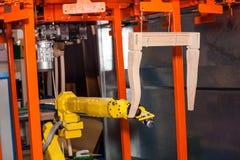 Main de robot industriel photo libre de droits