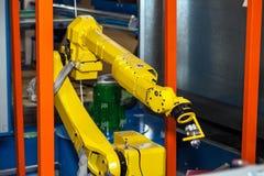 Main de robot industriel photos libres de droits