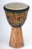 Main de tambour de Jemba découpée Photographie stock libre de droits