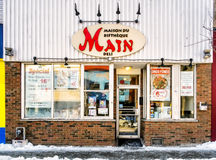 Free Main Deli Steak House Stock Photos - 50426963