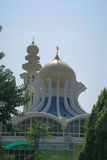 Main Dome of Penang State Mosque in Penang Royalty Free Stock Images