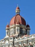 Main Dome of Taj Mahal Palace Hotel. Close-up of the main dome of Taj Mahal Palace in Mumbai, India Stock Photography