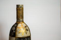 Main-domestique indienne de vase Images stock