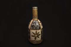 Main-domestique indienne de vase, vintage Photos stock