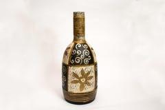 Main-domestique indienne de vase, vintage Photos libres de droits