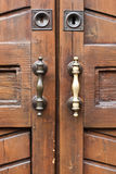 Main door Stock Photography