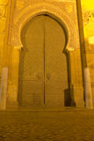 Main door of the cathedral-mosque of Cordoba Royalty Free Stock Images