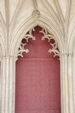 Main Door of Winchester Cathedral Church, England Royalty Free Stock Photography