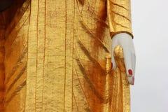 Main du Bouddha Image stock
