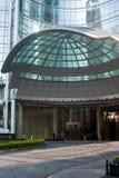 Main entrance of Sofitel Hotel Royalty Free Stock Images