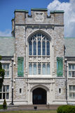 Main entrance to Albert College in Belleville, Ontario Royalty Free Stock Images