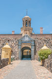 Main entrance to the Castle of Good Hope Stock Photography