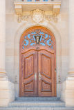 Main entrance to the Court of Appeal Royalty Free Stock Photos