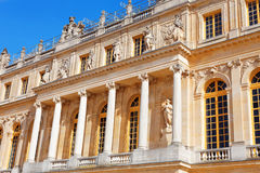 Main entrance of  Versailles Royalty Free Stock Image
