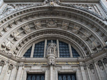 Main Entrance,  Victoria and Albert Museum,  London Stock Photos