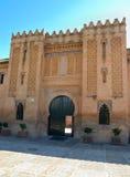Main facade Buhaira palace Stock Photography