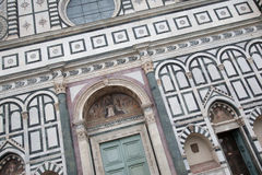 Santa Maria Novella; Church; Florence Stock Images
