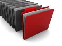 Main folder Royalty Free Stock Images