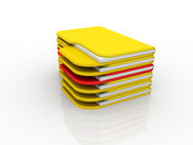 Main folder Stock Photography