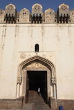 Main gate Golconda Fort, Hyderabad Stock Photo