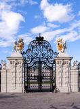 Main gate to Belvedere in Vienna Royalty Free Stock Photo