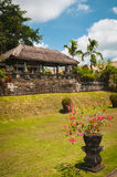 Main gate to Pura Taman Ayun Royalty Free Stock Photography